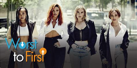 Little Mix's 'LM5' Songs Ranked - Worst to First!