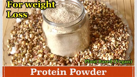 Homemade Protein Powder   How to make Protein Powder for
