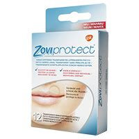 ZOVIPROTECT Lippenherpes-Patch transparent - apotal