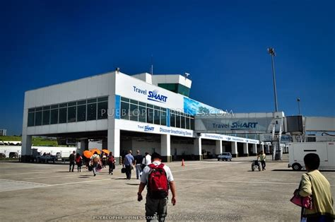 Arrival at Davao International Airport; My First Touchdown