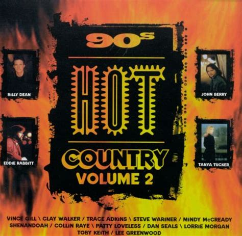 90's Hot Country, Vol