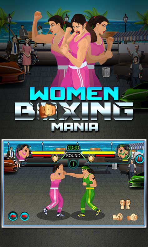 Free Women Boxing Mania - Android APK Download For Android