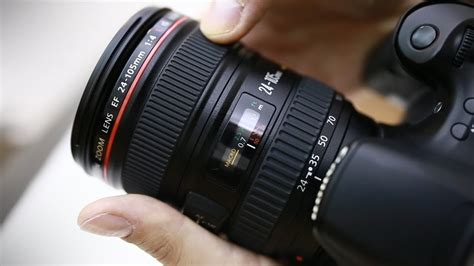 Canon 24-105mm f/4 IS USM 'L' lens review (APS-C & full
