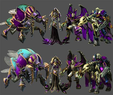 Blizzard releases updated Warcraft 3 hero models to use in