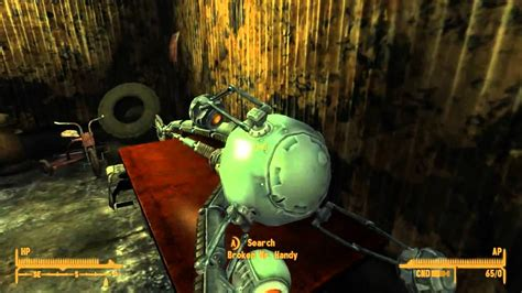 "Fallout New Vegas: Quest Guide ""Crazy, Crazy, Crazy"