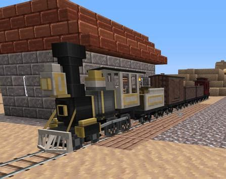 Train Mods For Minecraft for Android - APK Download