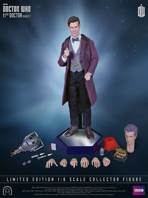 Doctor Who 11th Doctor Series 7 Figure