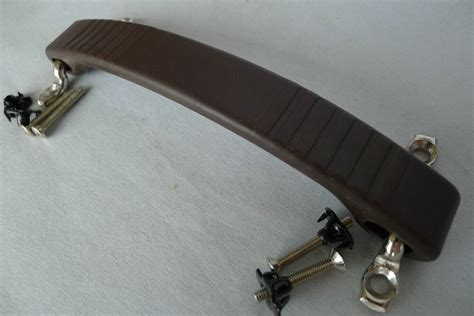 BROWN DOG BONE RUBBER HANDLE FOR BLUES DELUXE DEVIL 59