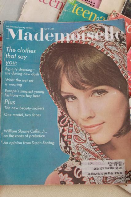 early 60s vintage teen age girl fashion magazines, lot