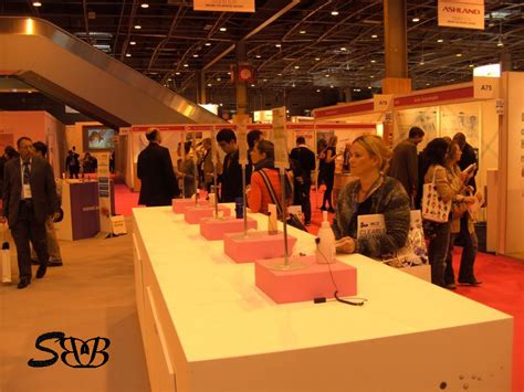 In Cosmetics-Paris- The show begins - Swettis Beauty Blog