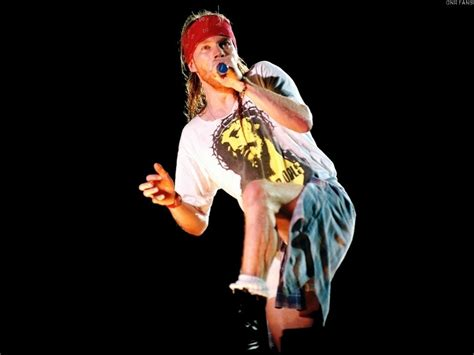 Axl Rose Forever: WALLPAPERS