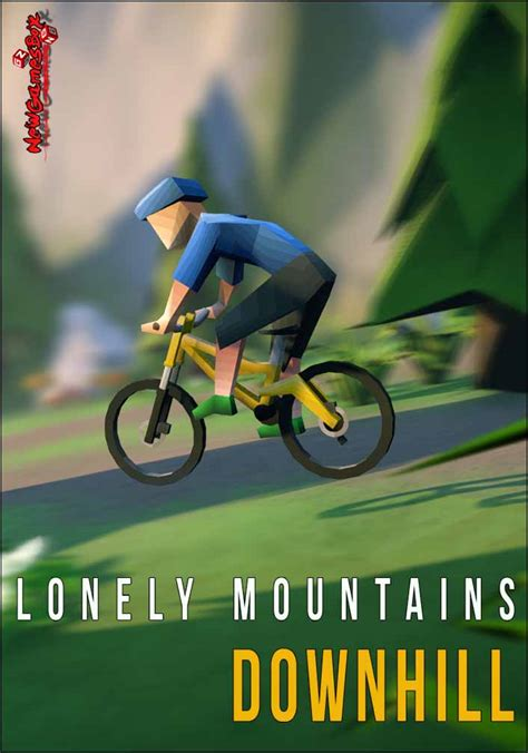 Lonely Mountains Downhill Free Download Full PC Setup