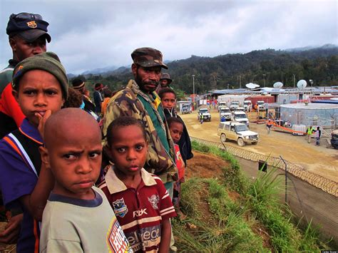 Exxon Mobil In Papua New Guinea: Shady Stories At The