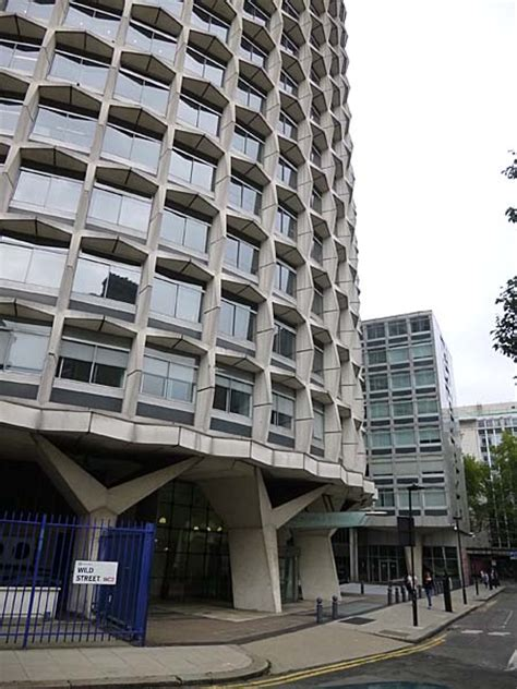 Space House - 1 Kemble Street