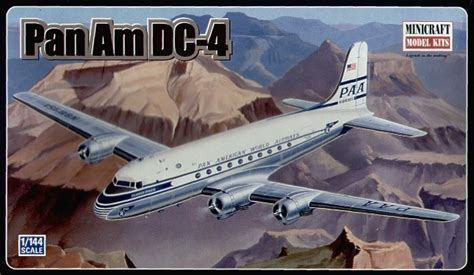 Models of the Douglas DC-4 and C-54 Skymaster | The