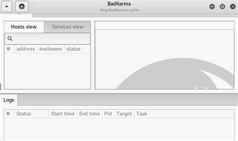 BadKarma – Network Reconnaissance Tool with Advanced