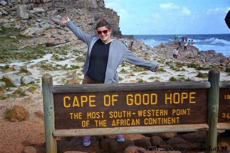 Day at the Cape Peninsula - Kami and the Rest of the World