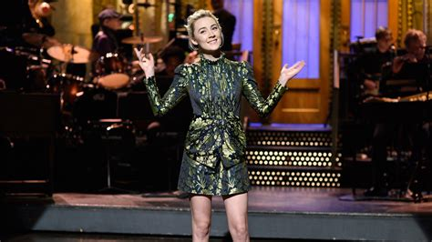 Watch Saoirse Ronan Monologue From Saturday Night Live