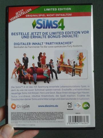 Die Sims 4 Limited Edition (PC-Spiele)