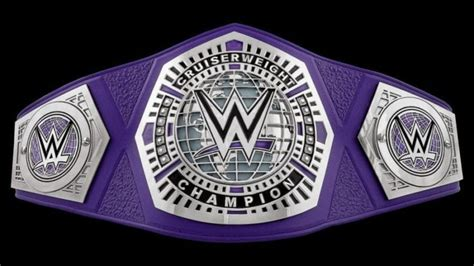WWE Cruiserweight title situation to be addressed tonight