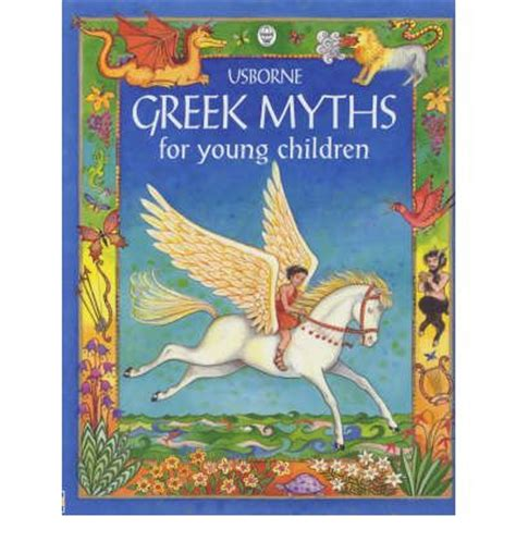 Greek Myths for Young Children : Heather Amery : 9780746037256