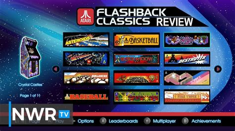 Atari Flashback Classics (Switch) Review - YouTube