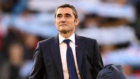 Ernesto Valverde: We want to show Best level's of our team