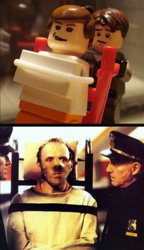 Lego Versions of Famous Movies - Barnorama