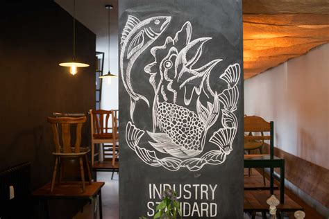 Industry Standard - Berlin Food Stories