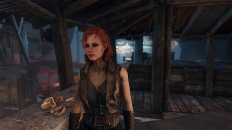 Cait Makeover at Fallout 4 Nexus - Mods and community