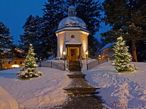 """Tracing """"Stille Nacht"""" 