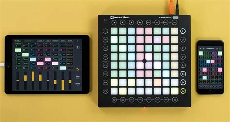 Launchpad For iOS Lets You Jam With Other Music Apps