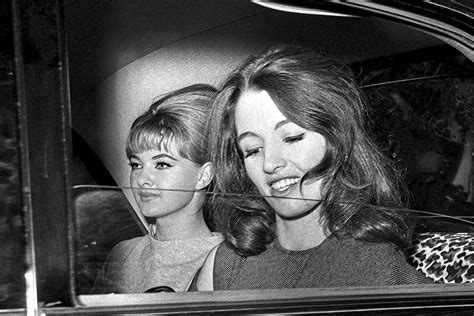 Christine Keeler is back in the spotlight as new BBC drama