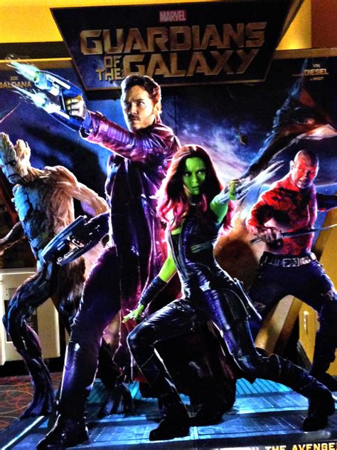 Glam Event: Guardians of the Galaxy Advance Screening at