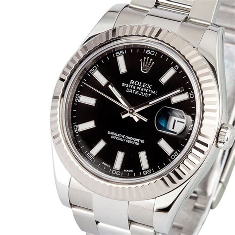 Man of Steel Collection - Stainless Steel Rolex Watches