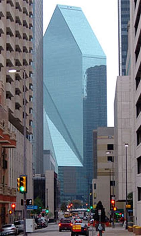 Fountain Place Dallas by Pei Cobb Freed