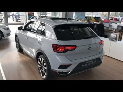 NEW T-Roc Sport 4 motion 2018 first look in 4K - YouTube