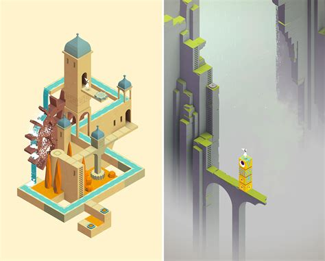 Explore Eight New Mind-Bending Worlds in Monument Valley's