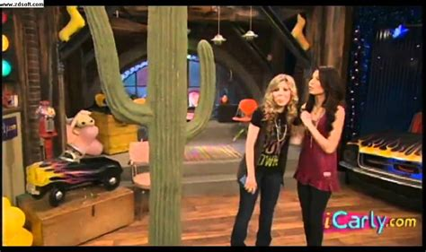 iCarly - iParty with victorious deleted scene - YouTube