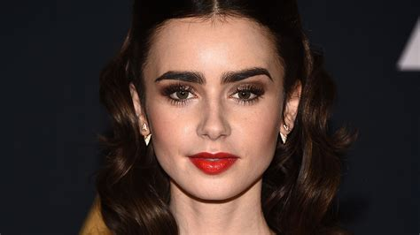 'Awards Chatter' Podcast — Lily Collins ('Rules Don't