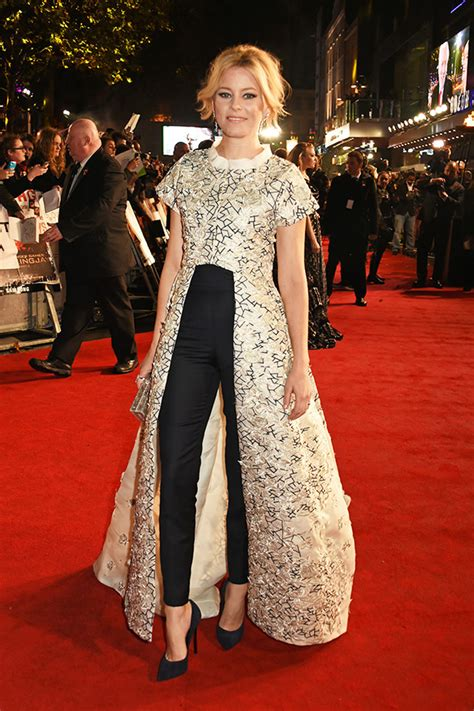 [PICS] Elizabeth Banks' Outfit — Stunning At 'Hunger Games