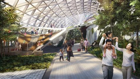 5 attractions to explore at Jewel Changi Airport