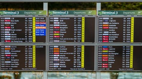 Boarding pass: What flight letters and numbers mean