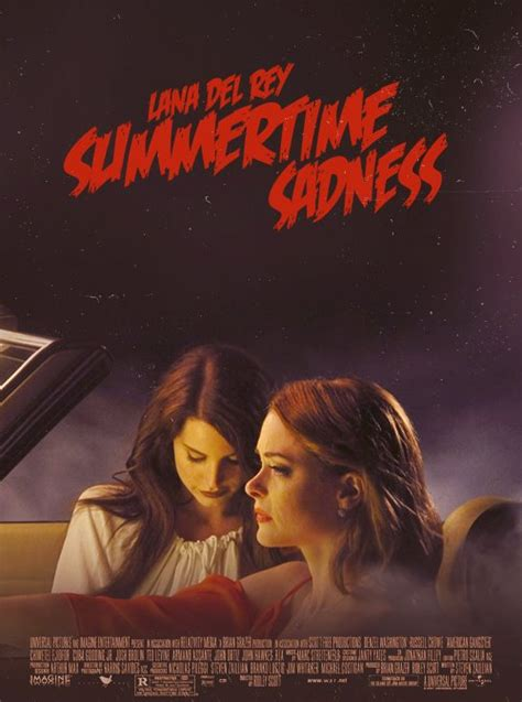 Lana Del Rey – Summertime Sadness [Official Music Video