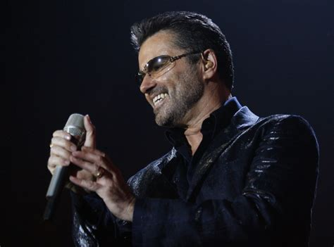 On losing George Michael in 2016, a year in which toxic