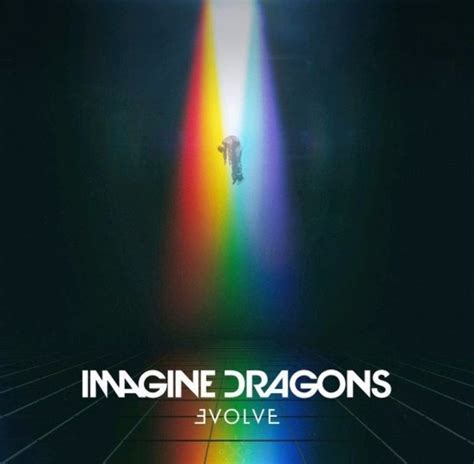 """Imagine Dragons Announce New Album """"EVOLVE"""": This Is The"""