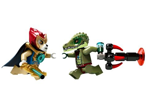 Laval's Royal Fighter 70005   Legends of Chima™   Brick