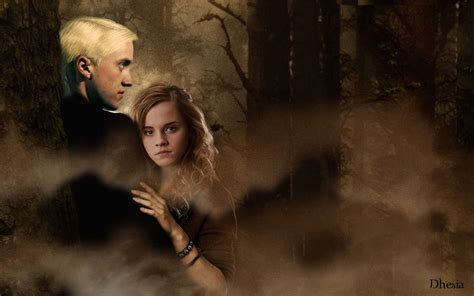 Draco and Hermione - Dramione Photo (7180752) - Fanpop