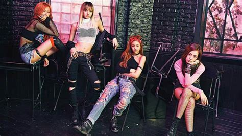 Black Pink make YouTube K-pop history with their