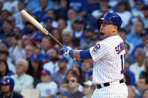 Report: Kyle Schwarber might be back for the World Series